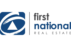 First National Real Estate Logo